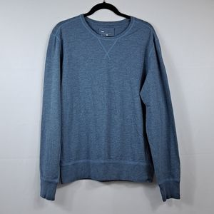 Gap mens French Terry pullover NWOT